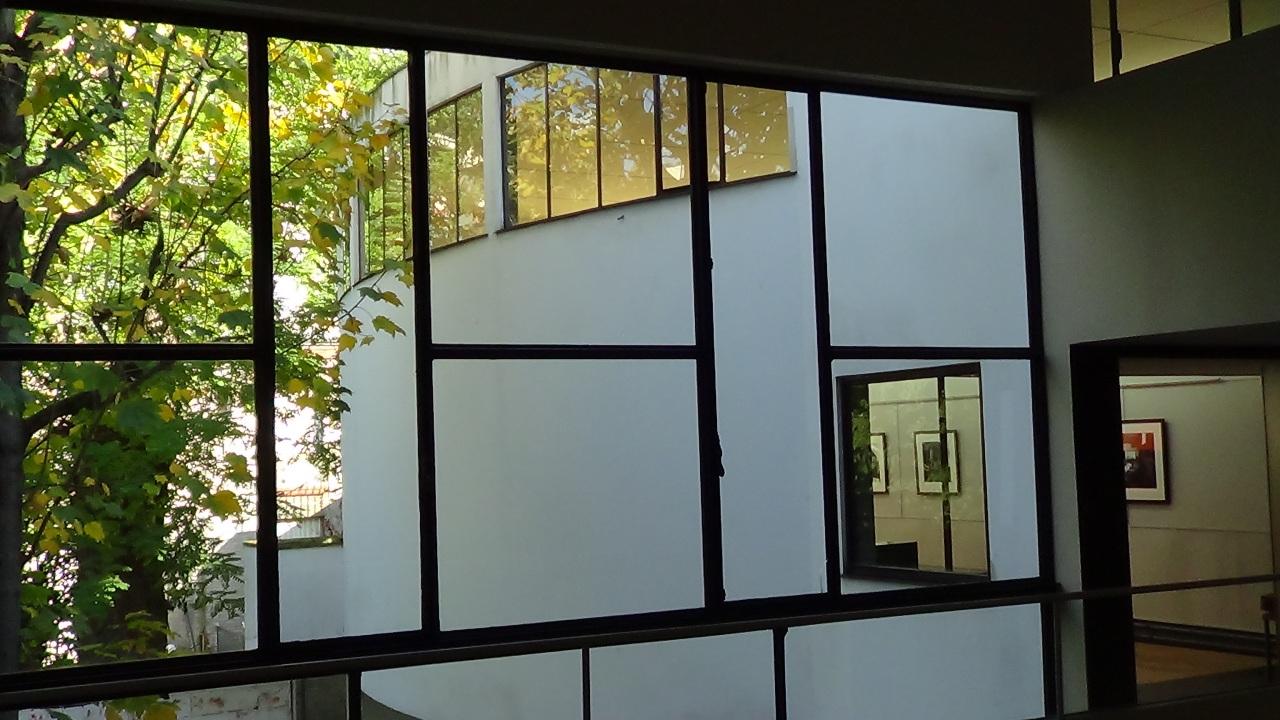 Le Corbusier again