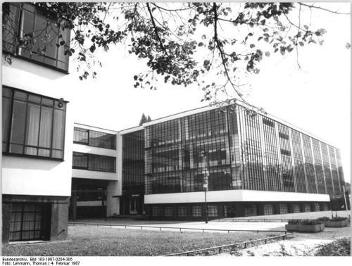 Dessau, Bauhaus