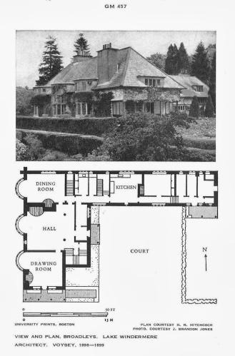 Voysey's Broadleys