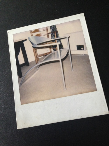 Pat Conley ll chair, by Philippe Starck, 1985