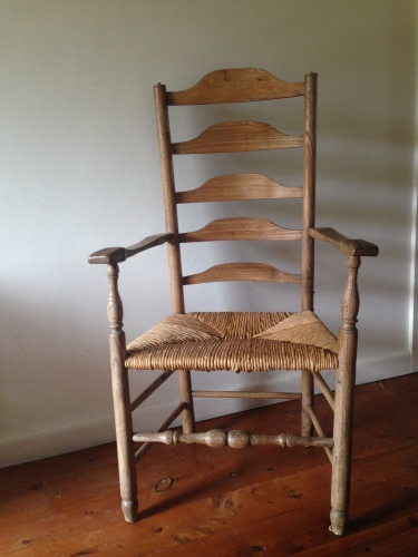 ladderback chair by Gimson?