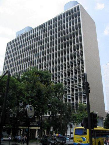 Palacio Gustavo Capanema, Rio cc Wiki Commons