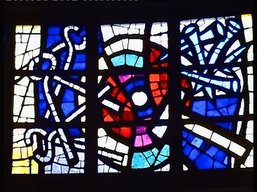 A Leger window at Audincourt