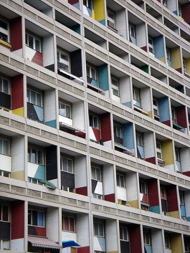 Unite d'habitation, Berlin Photo:Ikkoskinen on Flickr