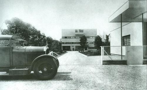 Villa Stein de Monzie at Garches 1928