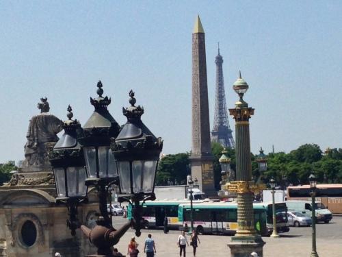 exuberant Paris