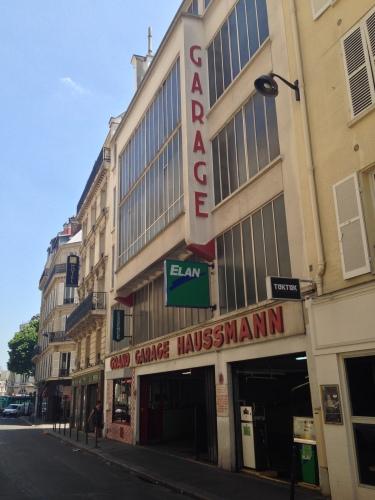 Garage Haussmann