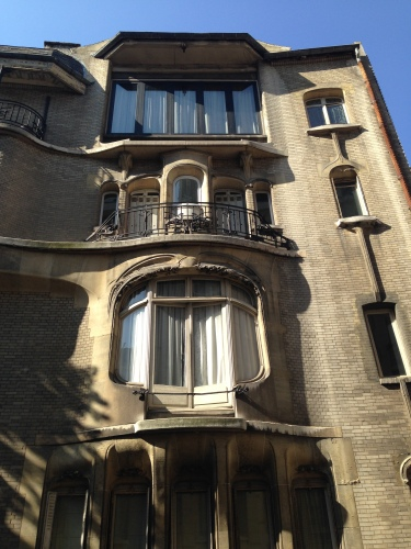 Guimard building, 16e