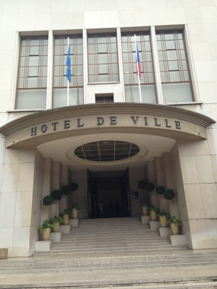 Swanky Art Deco at Boulogne-Billancourt