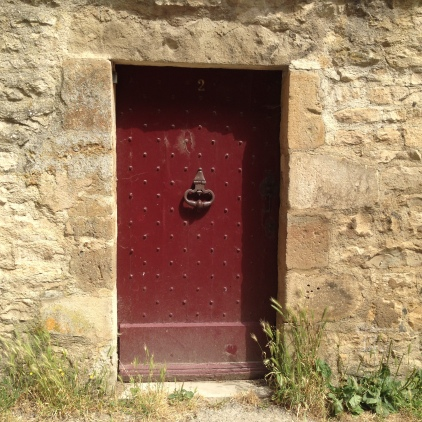Beautiful and simple and strong, Vezelay