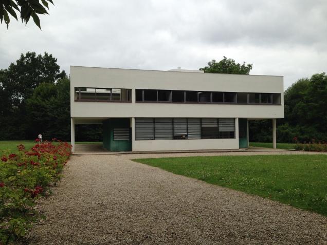 Entrance facade