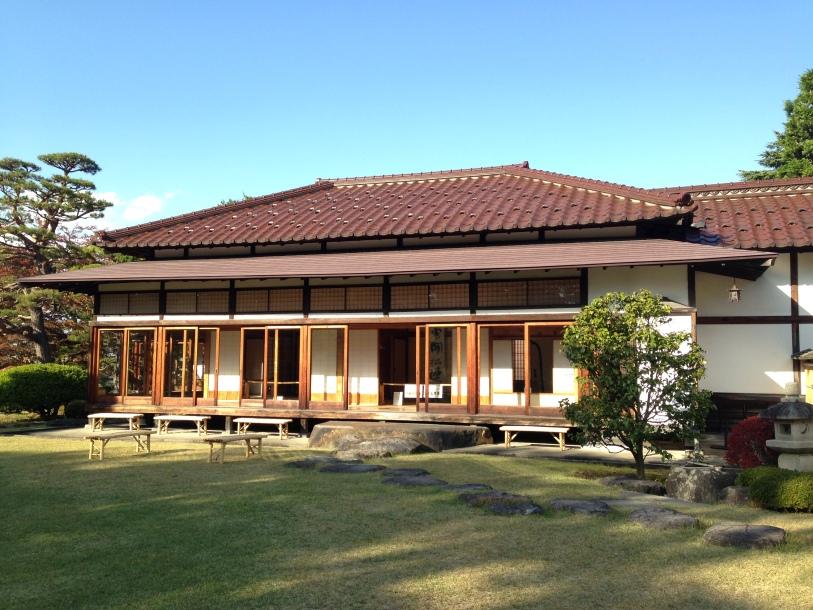 pavilion, Hirosaki