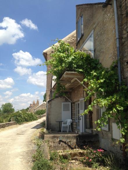 Jean Badovici's house, Vezelay