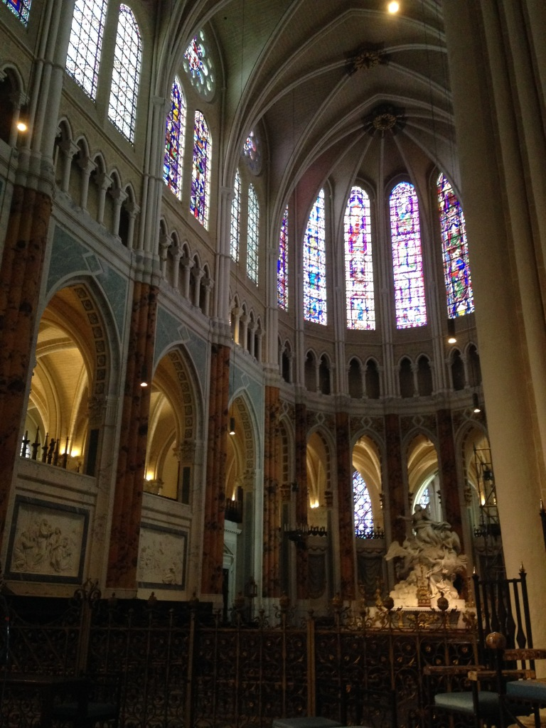 still beautiful, Chartres
