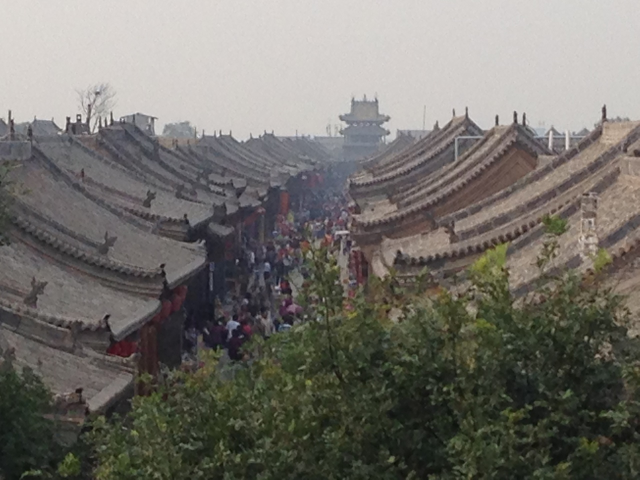 Seeking the chi in China