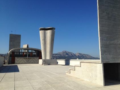 rooftop, Unite d'habitation, Marseille