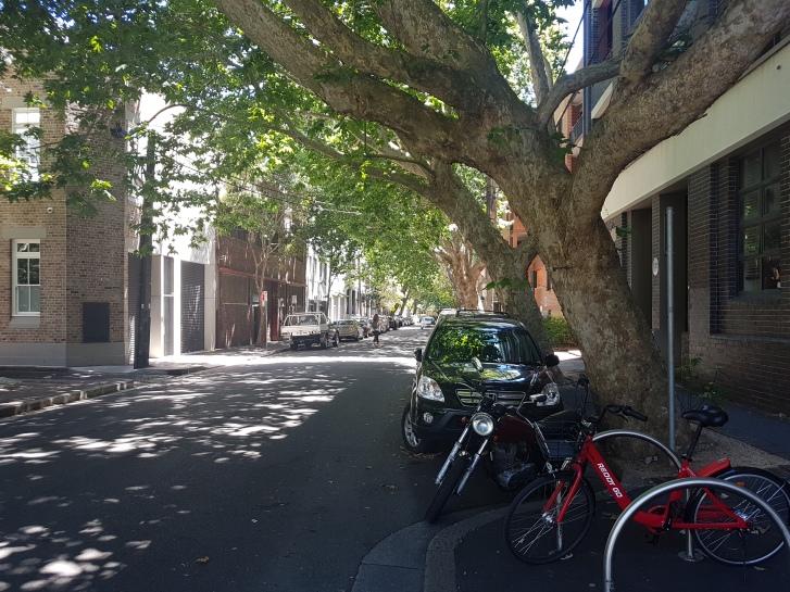 characterful street