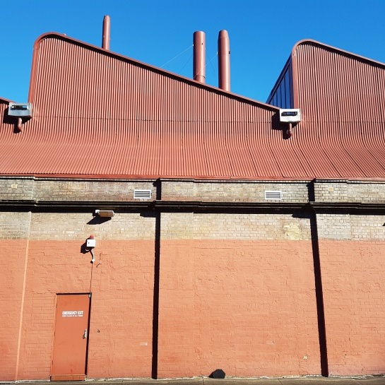 the character of industrial buildings