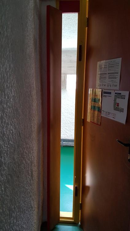 ventilation open