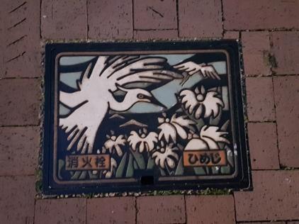 decorative manholes are everywhere