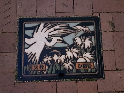 decorative manholes are everywhere