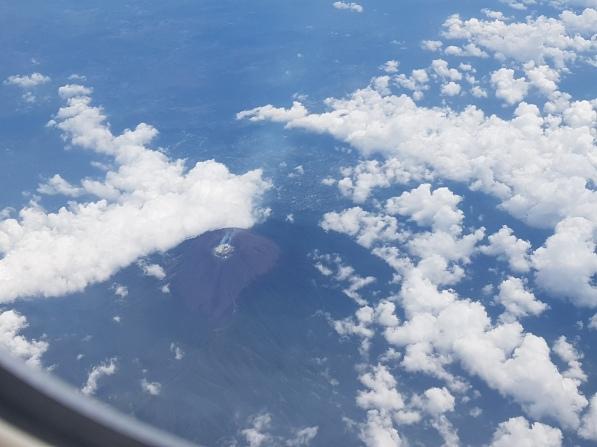 volcano in Java