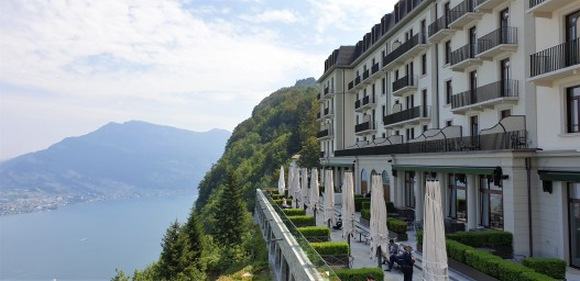 The Palace at the Bürgenstock