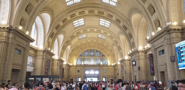 Retiro station, Buenos Aires