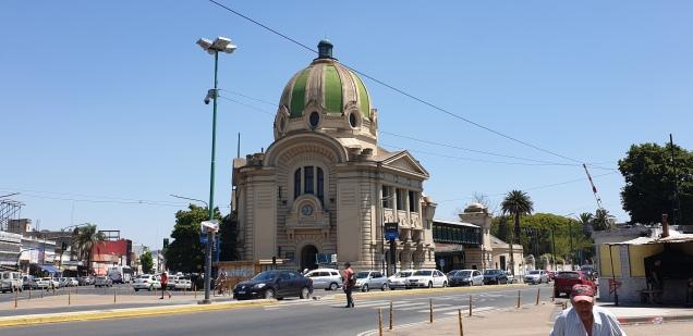 La Plata station