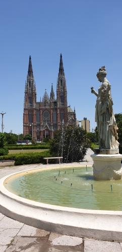 La Plata cathedral