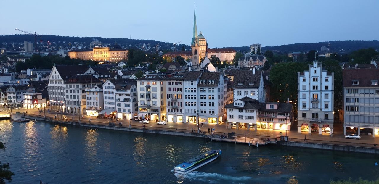 Zesty Zurich